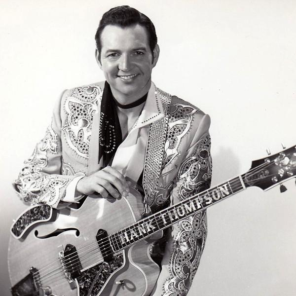 Hank Thompson все песни в mp3