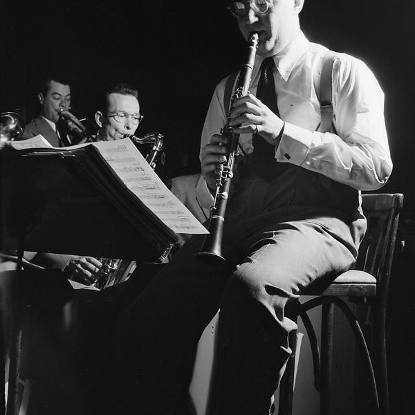 Музыка от Benny Goodman в формате mp3