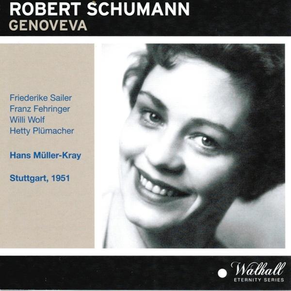 Альбом: Robert Schumann : Genoveva