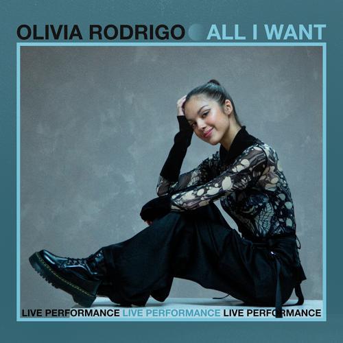 Olivia Rodrigo - All I Want (Live at Vevo)  (2020)