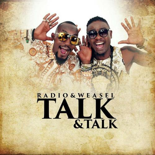 Radio & Weasel - Talk & Talk  (2018)