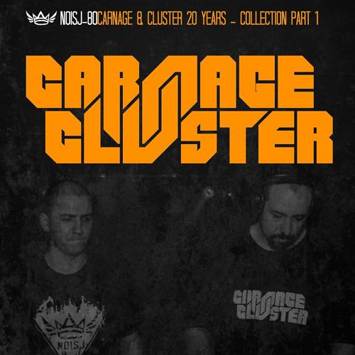 Carnage & Cluster - Distorted Sentience (2018 Remaster)  (2020)