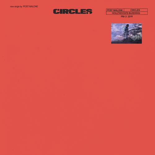 Post Malone - Circles (Instrumental)  (2019)