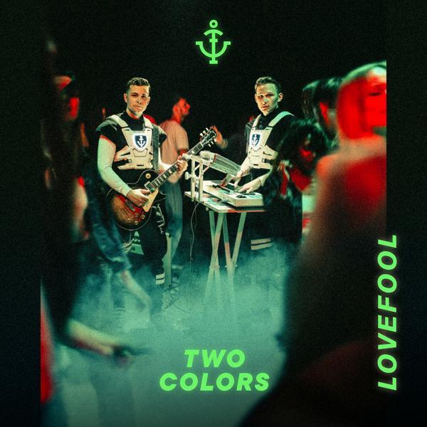 Альбом «Lovefool» - слушать онлайн. Исполнитель «twocolors»