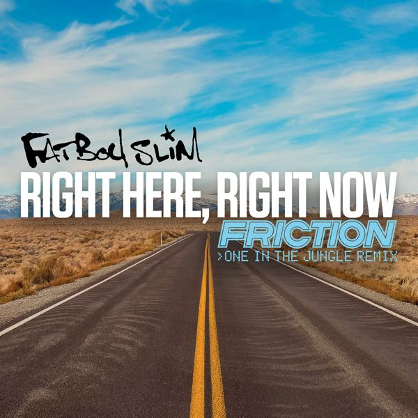 Альбом: Right Here Right Now (Friction One in the Jungle Remix)