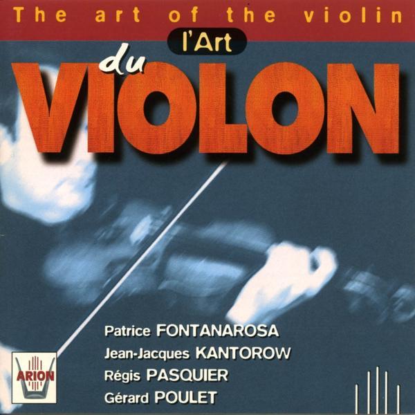 Альбом: L'Art du Violon