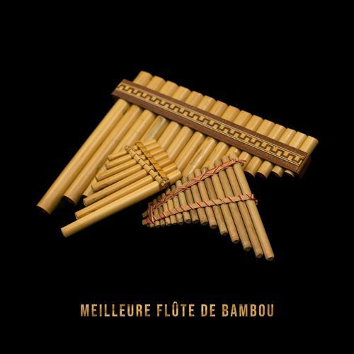 Académie de Méditation Spirituelle - Flûte de bambou  (2019)