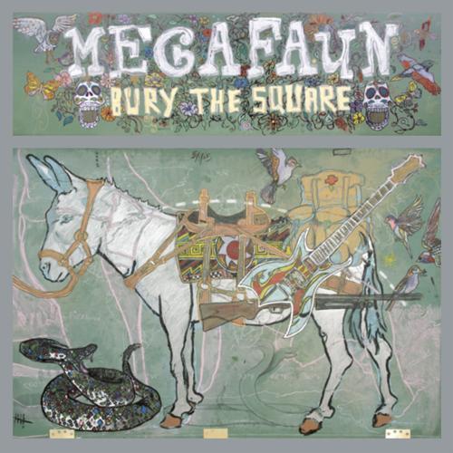 Megafaun - His Robe  (2020)