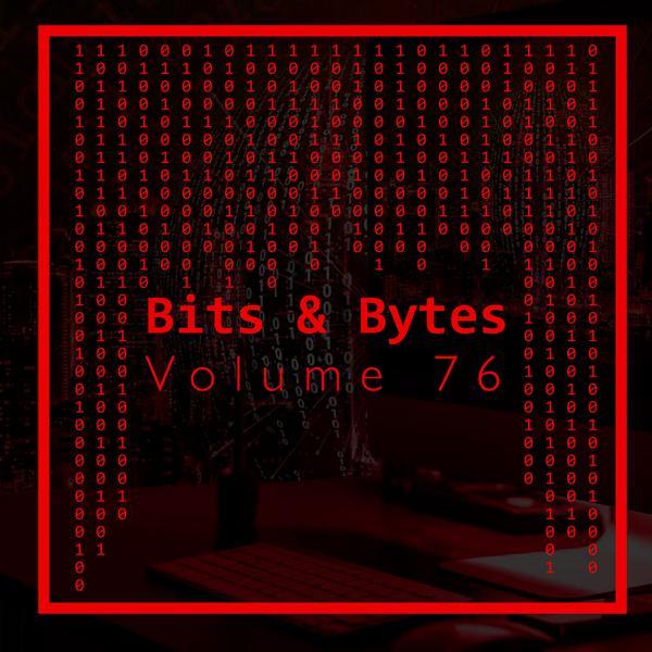 Альбом: Bits & Bytes, Vol. 76