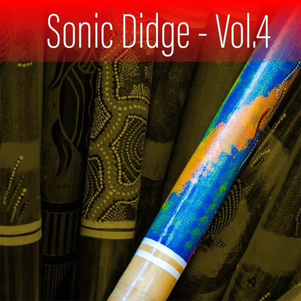 Альбом: Sonic Didge, Vol. 4