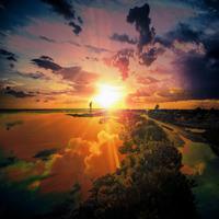 Pysj - Sun + Skyman (feat. Solveig Sørbø) (Ishq Resynthesis Chilled Version)