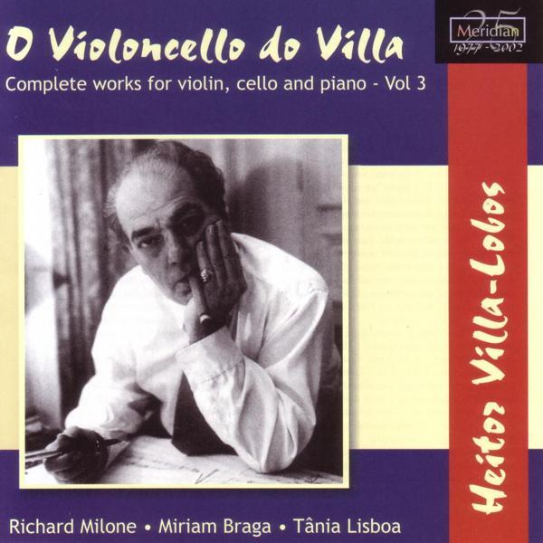 Альбом: O Violoncello do Villa, Vol. 3