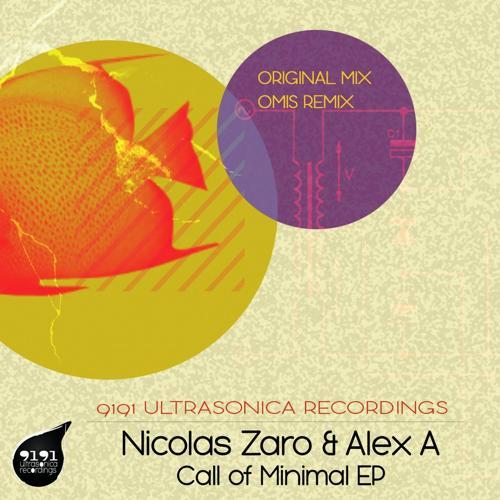 Nicolas Zaro, Alex A - Call of Minimal (Omis Remix)  (2012)
