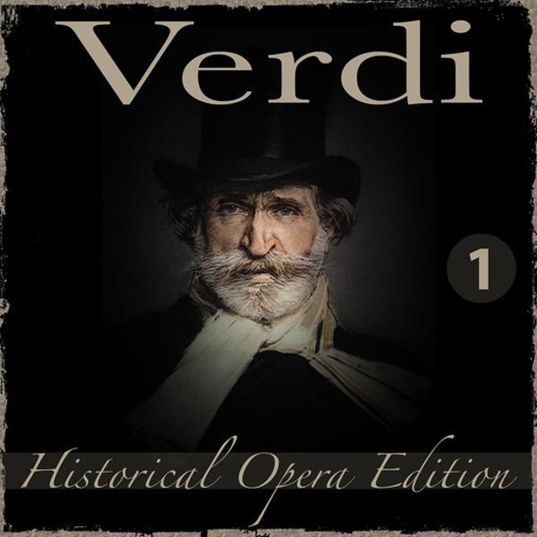Альбом Verdi Historical Opera Edition, Vol. 1: Oberto, Giorno di Regno & Nabucco