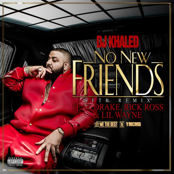 Альбом: No New Friends