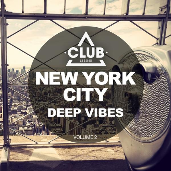 Альбом: New York City Deep Vibes, Vol. 2