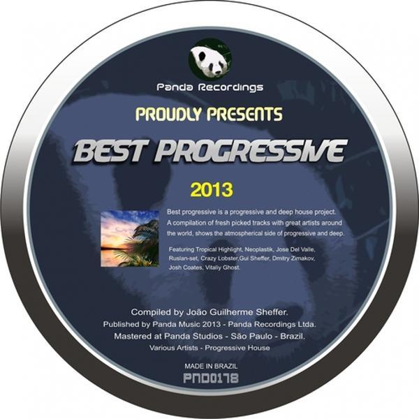 Альбом: Best Progressive Tunes (2013)