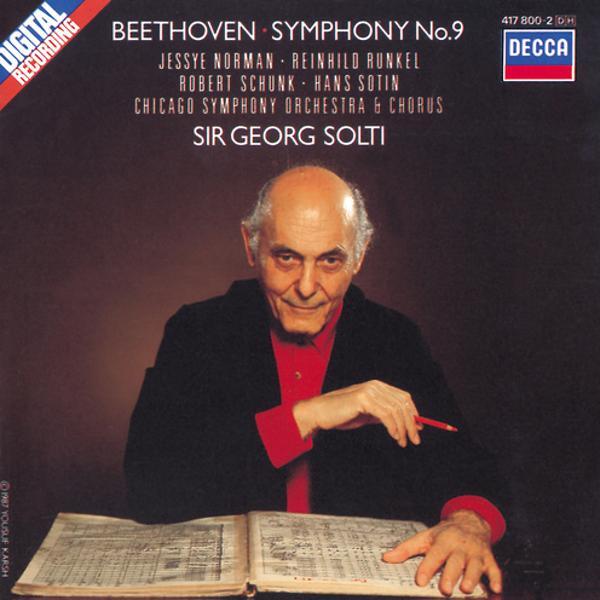 Альбом: Beethoven: Symphony No.9