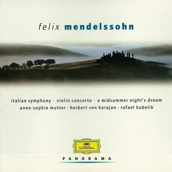 Альбом: Mendelssohn: Violin Concerto; A Midsummer Night's Dream