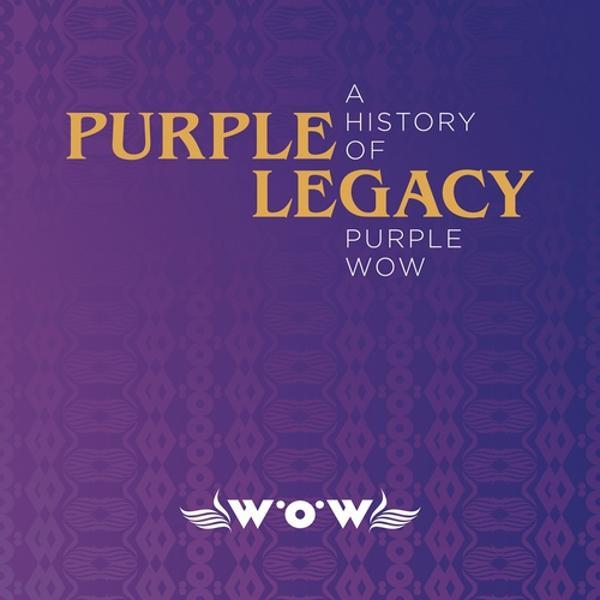 Альбом Purple Legacy - A History Of Purple WOW