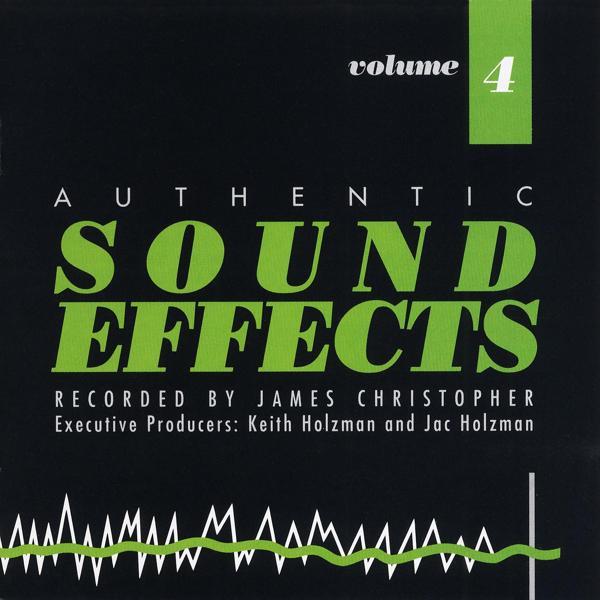 Альбом: Authentic Sound Effects Vol. 4