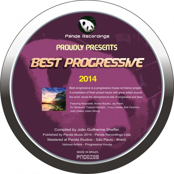 Альбом: Best Progressive Tunes (2014)