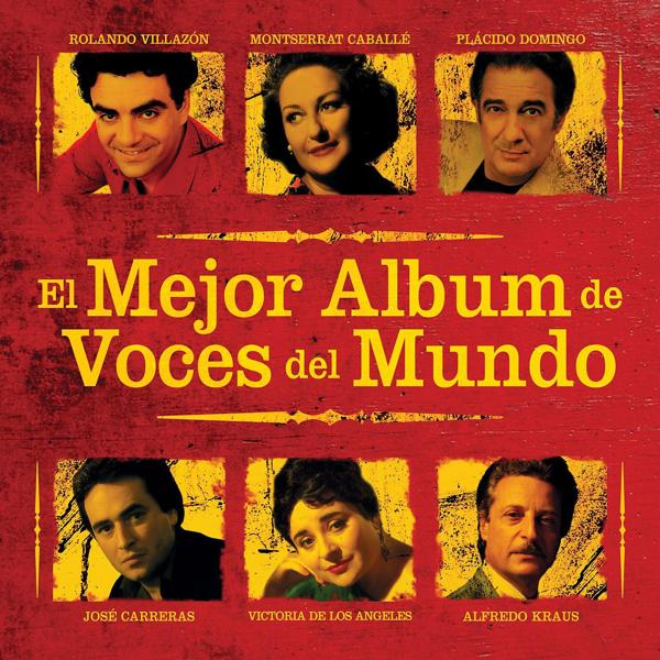 Альбом: El Mejor Album de VOCES del Mundo