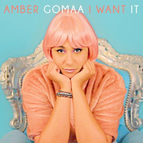 Amber Gomaa - I Want It  (2015)