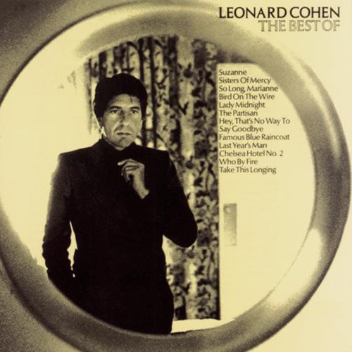 Leonard Cohen - Hey, That's No Way to Say Goodbye  (1975)