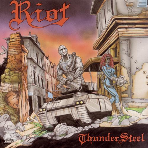 Riot - Sign Of The Crimson Storm (Album Version)  (1988)