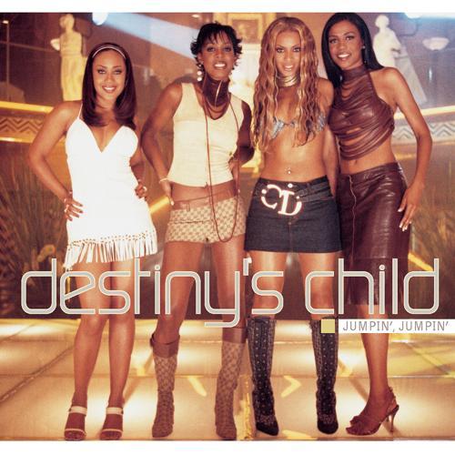Destiny's Child, Jermaine Dupri, Da Brat, Lil Bow Wow - Destiny's Child - Jumpin' Jumpin' (Official Video) (So So Def Remix featuring Jermaine Dupri, Da Brat & Lil Bow Wow)  (1999)