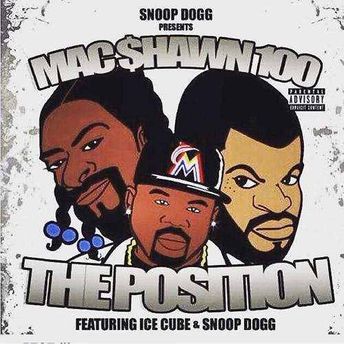 MacShawn100, Snoop Dogg, Ice Cube - The Position (feat. Snoop Dogg & Ice Cube) [Snoop Dogg Presents MacShawn100]  (2016)