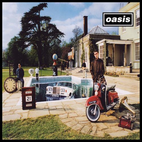 Oasis - All Around the World (Remastered)  (2016)