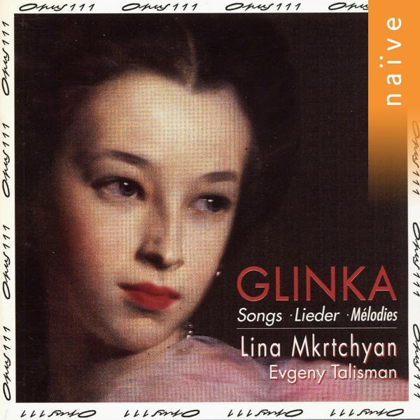 Альбом: Glinka: Songs