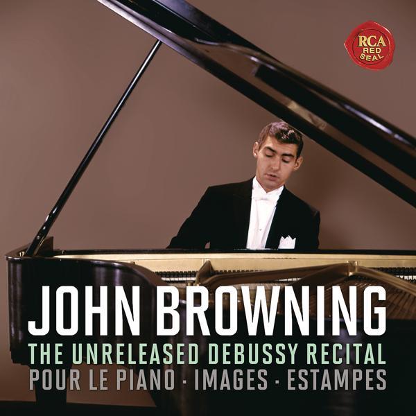 Альбом: The Unreleased Debussy Recital: Pour le piano, Images & Estampes