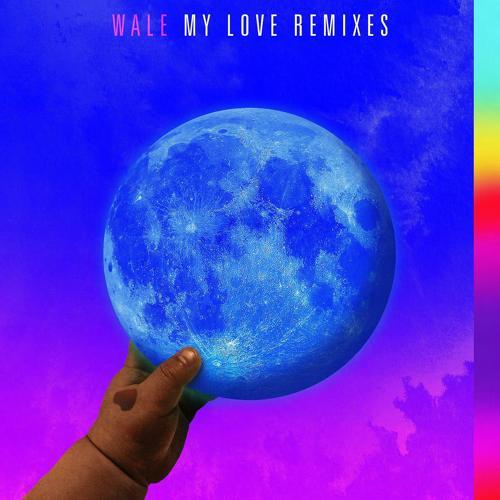 Wale, Major Lazer, WizKid, Dua Lipa - My Love (feat. Major Lazer, WizKid, Dua Lipa) [Major Lazer VIP Remix]  (2017)