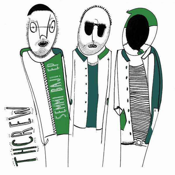 Альбом Semmi Baj! исполнителя THcrew