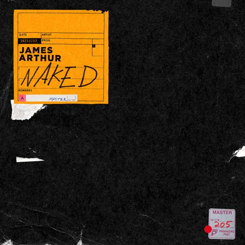 James Arthur - Naked  (2017)