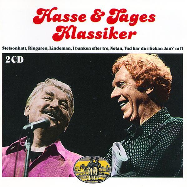 Альбом Hasse & Tages klassiker