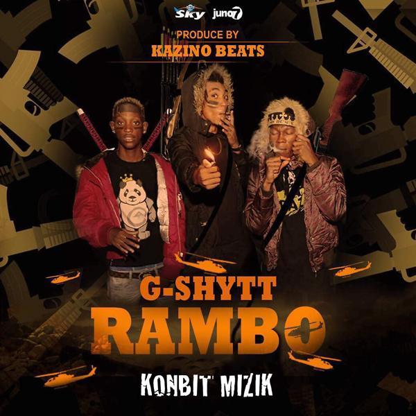 Альбом: Rambo