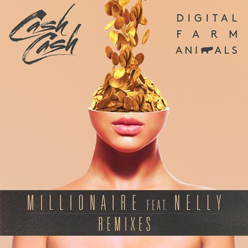 Cash Cash, Digital Farm Animals, Nelly - Millionaire (feat. Nelly) [Alan Walker Remix]  (2016)