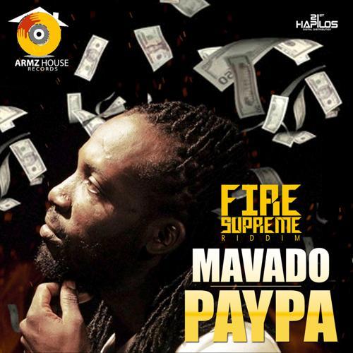 Mavado - Paypa (Paper)  (2014)