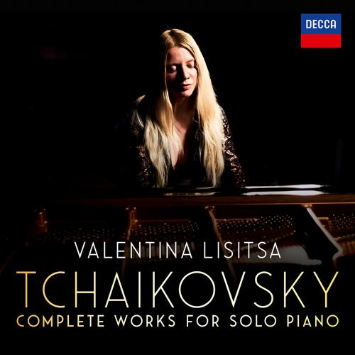 Valentina Lisitsa - Tchaikovsky: 18 Morceaux, Op. 72, TH 151 - 1. Impromptu  (2019)