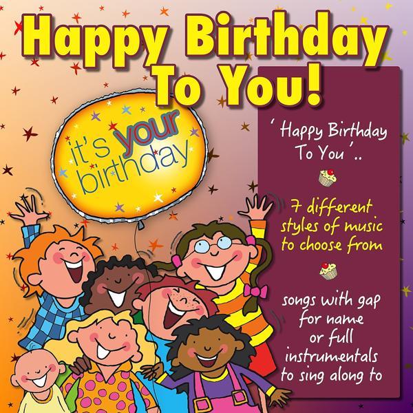 Альбом: Happy Birthday to You!