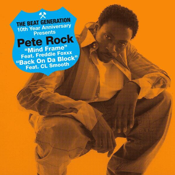 Альбом: The Beat Generation 10th Anniversary Presents: Mind Frame / Back on da Block