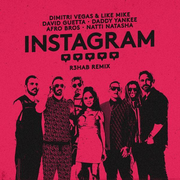 Альбом: Instagram (R3HAB Remix)