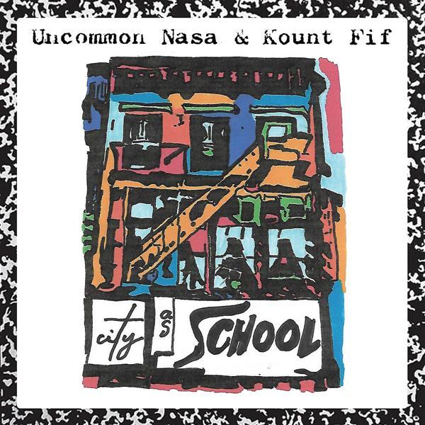 Альбом: City as School